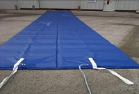 Heated Concrete Curing Blankets